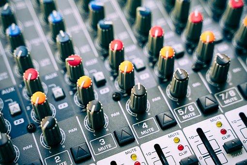 station audio numérique